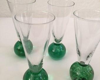 Globe Cordial Glasses