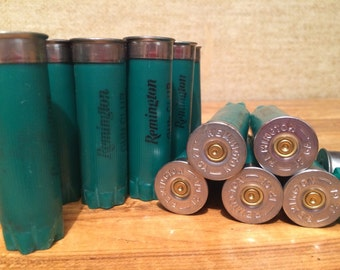 30 Green Remington Shotgun Shells