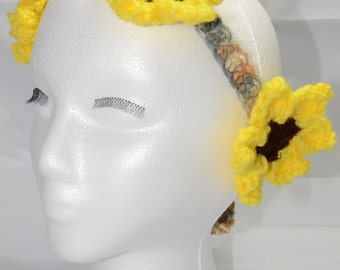 Hippy Flower Headband