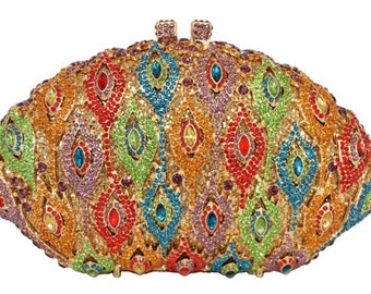 Evening Clutch, evening bag, wedding clutch, bridal clutch, Clutches, Clutch bag, black clutch, Clutch purse, colorful clutch, womens clutch
