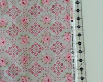 Hill Farm floral Fabric by the Yard-Lecien Fabrics dc-100312
