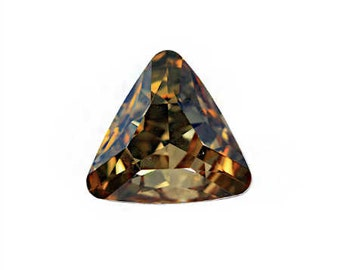 Swarovski Triangle Crystal