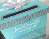 Wedding Card Box gorgeous...