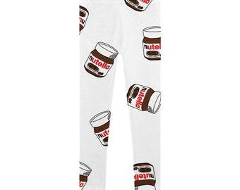 Nutella Leggings