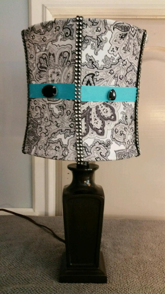 final clearance accent lamp table lamp by pictureperfectdecor. Black Bedroom Furniture Sets. Home Design Ideas