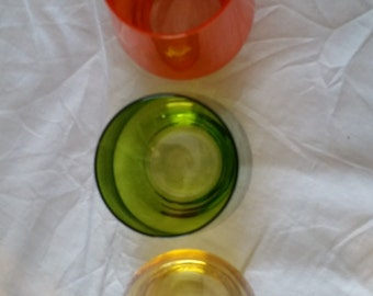 Set of 3 Lenox Stemless Wine Glasses (Set of 3)