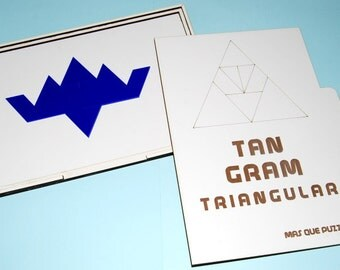 Tangram Triangular methacrylate