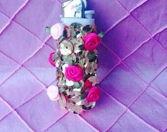 Flower power lighter