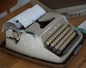 Typewriter by Triumph-Adler, modell Gabriele 1, 1960s