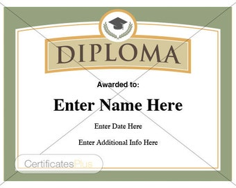 Diploma, Diploma Certificate, Kid Certificate, Employee Recognition,  Graduation Certificates, Teacher Certificate  Congratulations Certificates