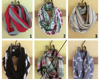 Infinity Scarf Baby 0-24m
