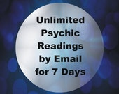 Unlimited Psychic Reading, Psychic Love Reading, Psychic Reading Clairvoyant, Psychic Medium Reading, Guidance Counselor, Intuitive Reading