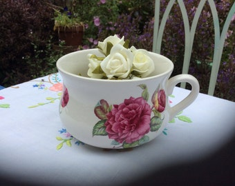 Portmeirion Floral Small Chamber Pot Potty