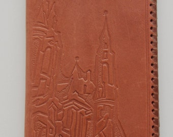 Vintage Genuine Leather Wallet / Smart Phone Case