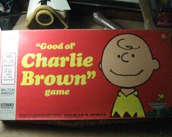 1971 MB Good ol Charlie Brown Game