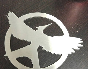 Mocking Jay coaster set