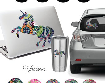 Unicorn Decal