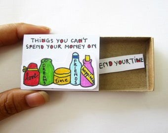 Spend Time/Matchbox