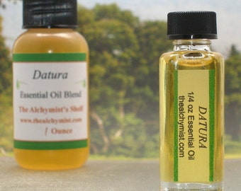 Datura Flower 1/4oz & 1oz Essential Oil Blend