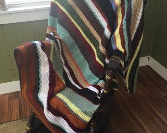 Hodgepodge blanket