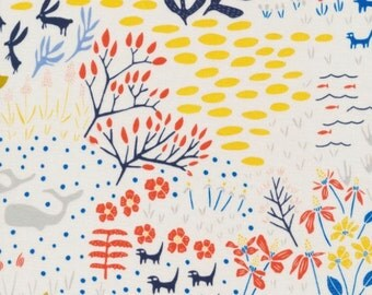 Leah Duncan for Cloud 9: Once Upon a Time Fabric from Lore Collection