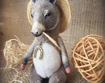 Charismatic Donkey