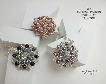 """DIY Schema pendente """" Stellina"""""""
