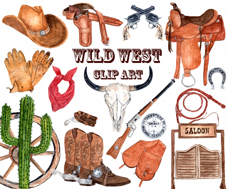 country western clipart wwwpixsharkcom images