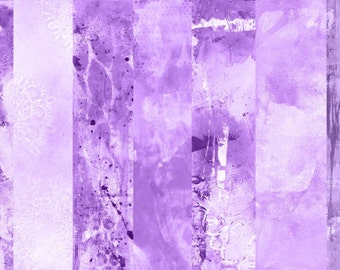 Purple Background Papers Set 1 of 2