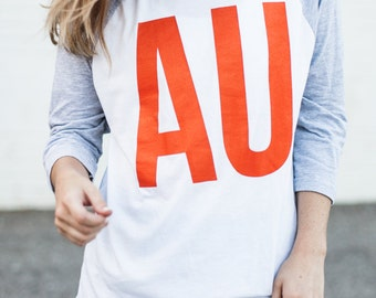 Auburn Classic Gameday Baseball Tee