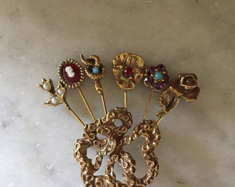 what a beautiful brooch!