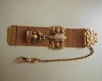 Rare Antique Pocket Watch Fob