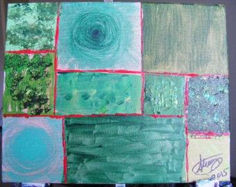 Moods of Green