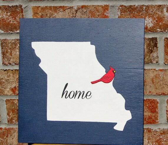 st louis cardinals cardinals wall decor missouri by. Black Bedroom Furniture Sets. Home Design Ideas