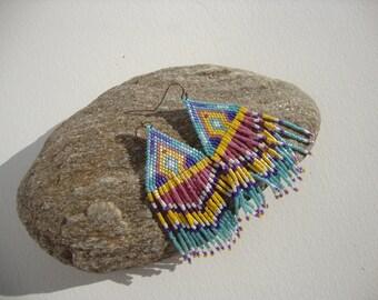 ethnic earrings chic boho