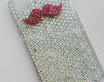 Moustache iphone4/4s case