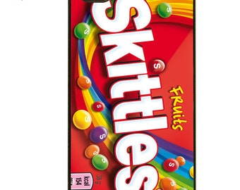 SKITTLES (red) Iphone case 4,5 & 6