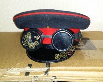 Military Steampunk Hat