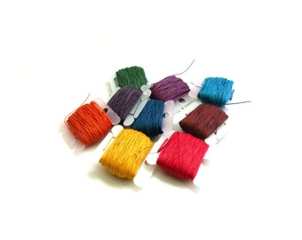 20 meters #532 Sajou Fil au Chinois Thread (Lin Cable)