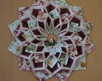 Items Similar To Fold N Stitch Wreath On Etsy