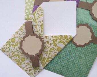 Large Gift Envelops // Envelops // Gift Card Envelops // Note Envelops //Paper Envelops // Decorative Envelops //
