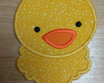 Iron On Applique Chick