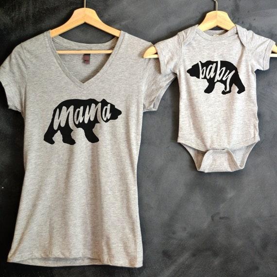Mama/Baby Wear