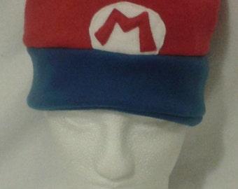Reversible Mario/Luigi Hat