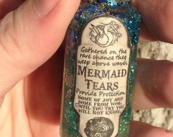 Harry Potter Inspired Mermaid's Tears