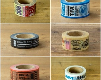 Travellers Factory Masking Tape