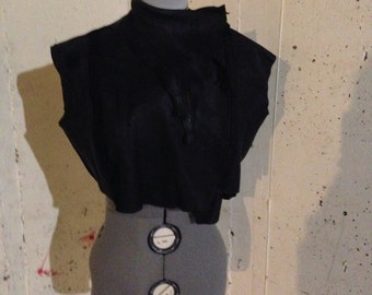 Apocalypse leather vest
