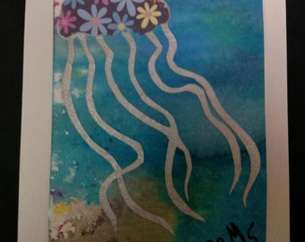 Jellyfish - ArtCardz - Creatures Great and Small line