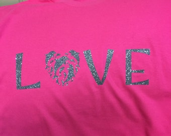 Dolphin Love T-shirt