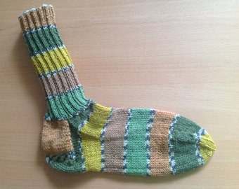 Handknitted socks size 36/37
